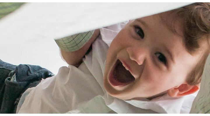 Fly - Prosper, Texas Children Photographer Mandy Hornbuckle