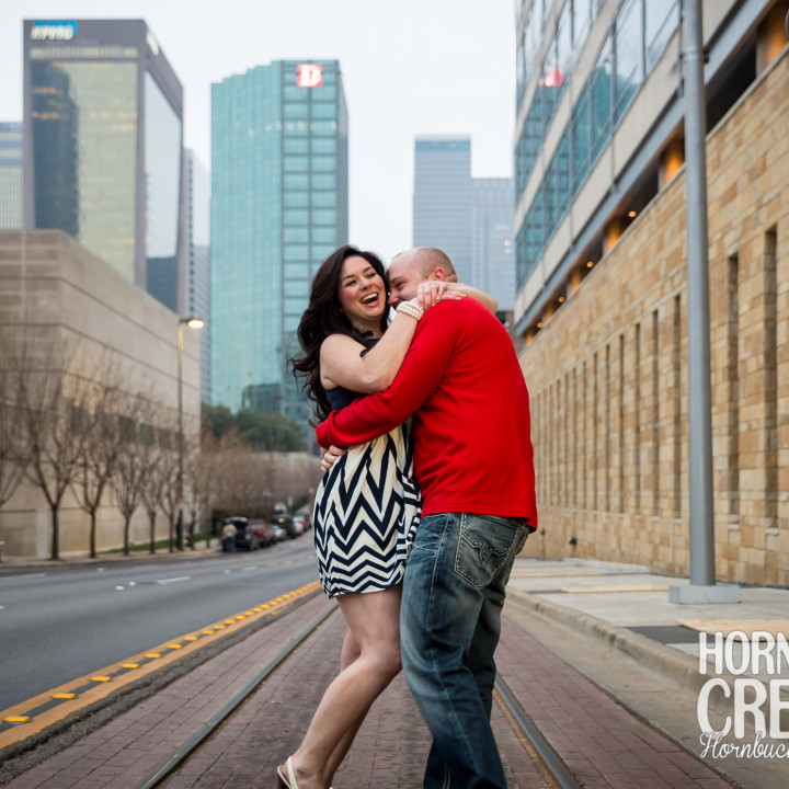 Dallas Engagement Photographer - Betsy and Quinn are getting married!