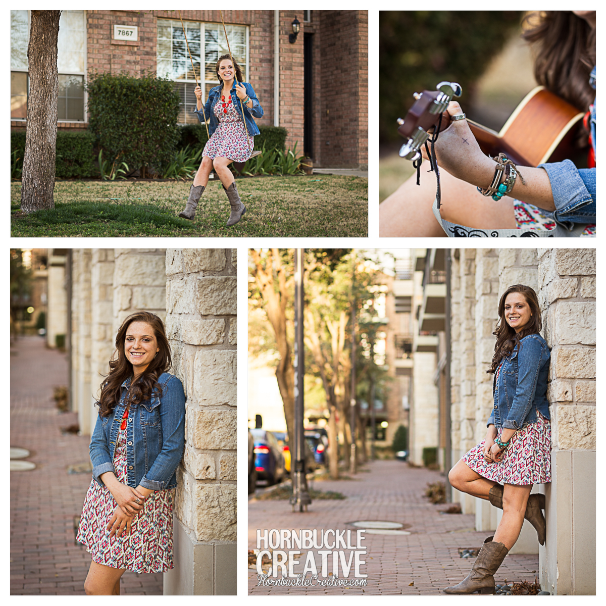 Gracie Frisco Texas Senior Photography