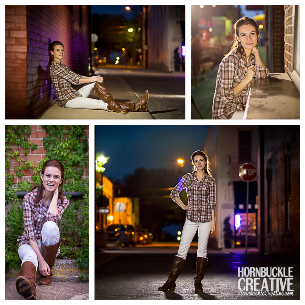 Kenslie Senior Portrait Session by Hornbuckle Creative