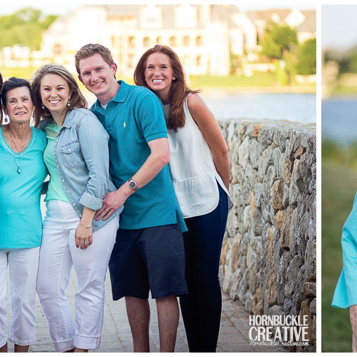 Carol's Family - McKinney Texas Family Photographer